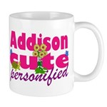 Cute Addison Mug