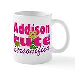 Cute Addison Mug