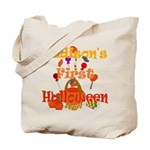 First Halloween Addison Tote Bag