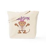 Little Monkey Addison Tote Bag