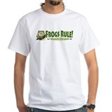Frogs Rule Toads Drool Shirt