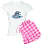 Happy Dolphin Women's Light Pajamas