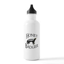 Honey Badger Sports Water Bottle