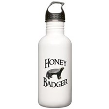 Honey Badger Water Bottle