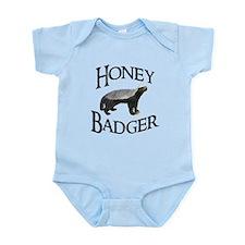 Honey Badger Onesie