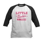 Little Sister - Team Kids Baseball Jersey