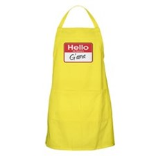 My Name is G'ama Apron