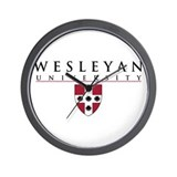 Cute Wesleyan Wall Clock