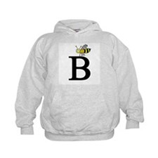Letter B is for Bee Hoodie
