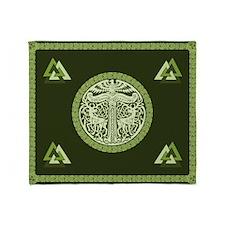 Asatru Blanket / Tapestry