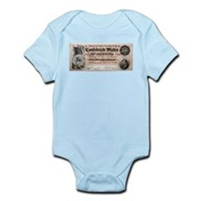 Confederate Infant Bodysuit