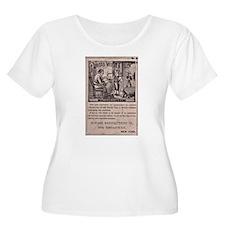 Victorian Woolen Yarn Ad T-Shirt