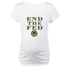 End the Fed Occupy Wall Street Protests Shirt
