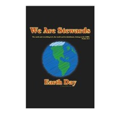 Earth Day Stewards Postcards (Package of 8)