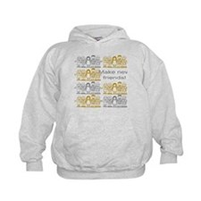 Make New Friends Hoodie