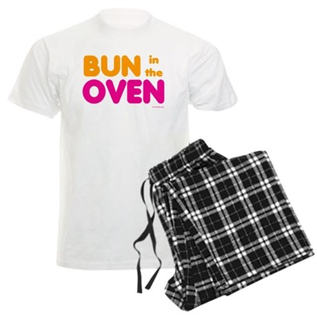 Bun in the Oven Men's Light Pajamas