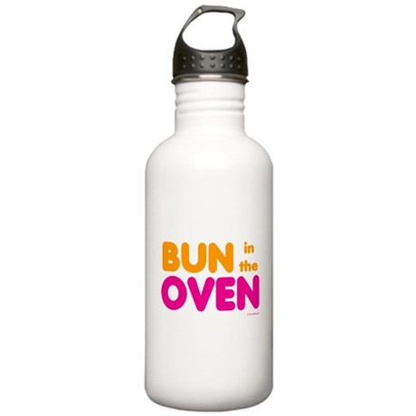Bun in the Oven Stainless Water Bottle 1.0L