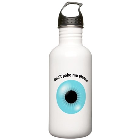 Don't Poke Me Please Stainless Water Bottle 1.0L