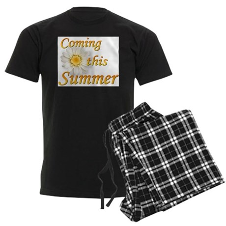 Coming this Summer Men's Dark Pajamas