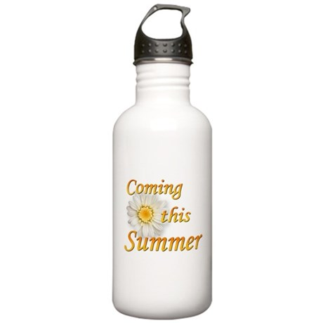 Coming this Summer Stainless Water Bottle 1.0L