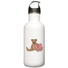 World's Best Mom Stainless Water Bottle 1.0L
