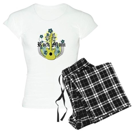 Rock Mom Women's Light Pajamas
