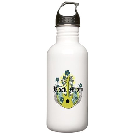 Rock Mom Stainless Water Bottle 1.0L