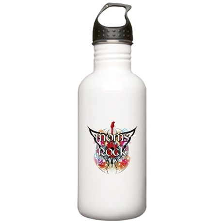 Moms Rock Stainless Water Bottle 1.0L