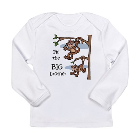 Big Brother Long Sleeve Infant T-Shirt