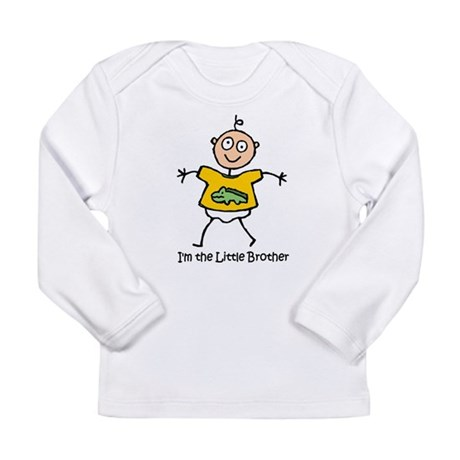 I'm the Little Brother Long Sleeve Infant T-Shirt
