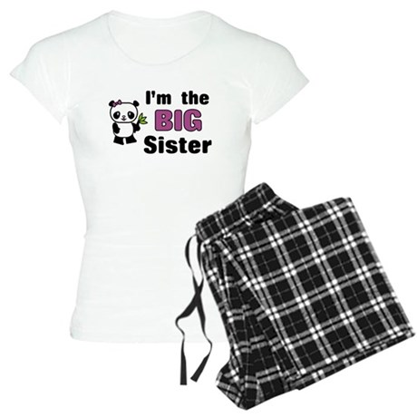 I'm the Big Sister Women's Light Pajamas