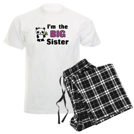 I'm the Big Sister Men's Light Pajamas