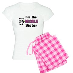 Middle Sister Women's Light Pajamas