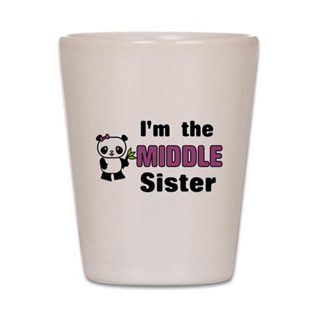 Middle Sister Shot Glass