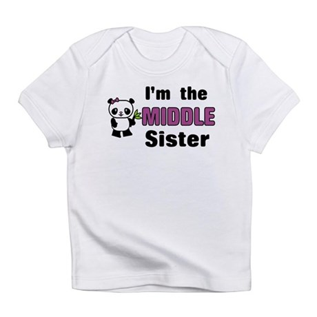 Middle Sister Infant T-Shirt