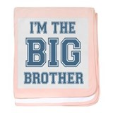 Big Brother baby blanket