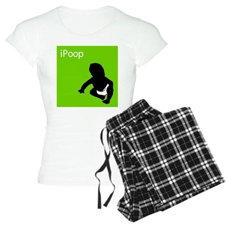 iPoop Women's Light Pajamas