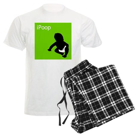 iPoop Men's Light Pajamas