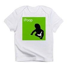 iPoop Infant T-Shirt