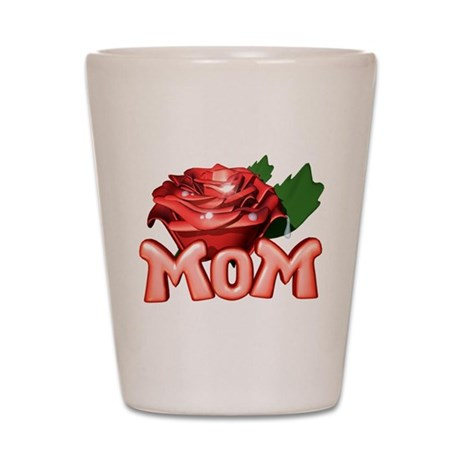 Mom Shot Glass