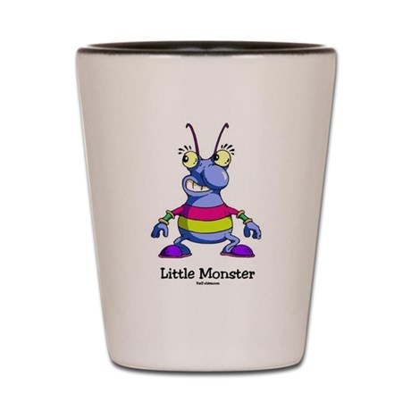 Little Monster Shot Glass