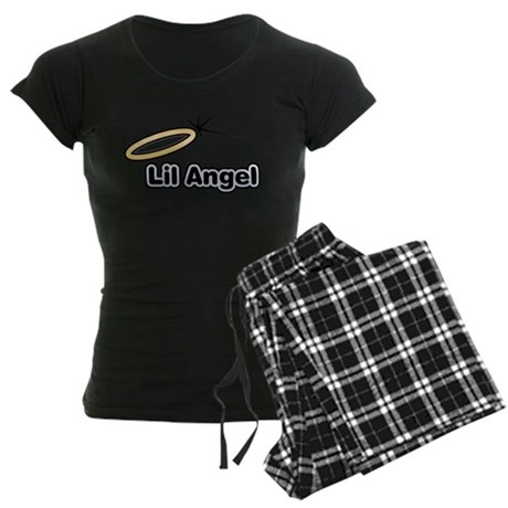 Little Angel Women's Dark Pajamas