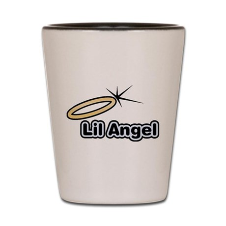 Little Angel Shot Glass