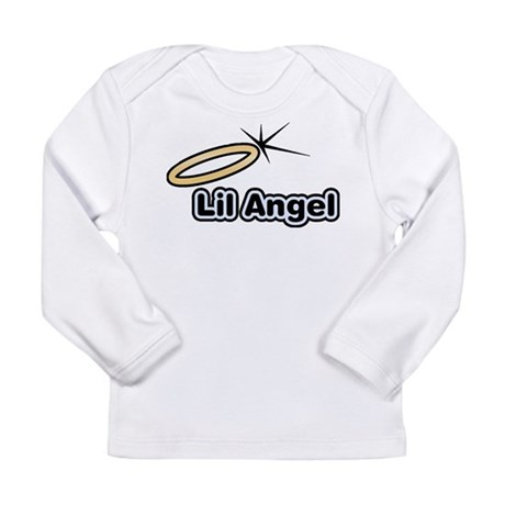 Little Angel Long Sleeve Infant T-Shirt
