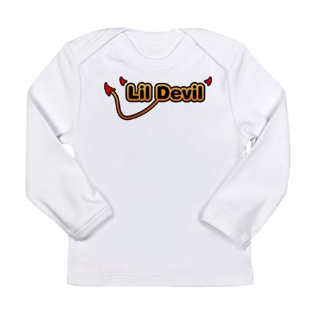 Little Devil Long Sleeve Infant T-Shirt