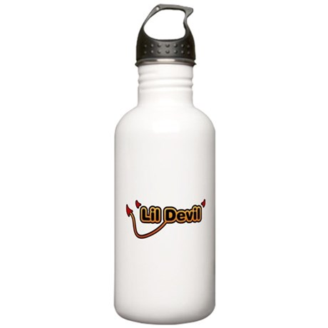 Little Devil Stainless Water Bottle 1.0L