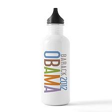 Barack Obama 2012 Sports Water Bottle