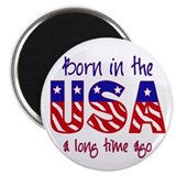 born in the USA Magnet