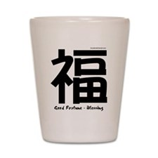 Good Fortune Shot Glass