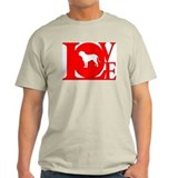 Dogue de Bordeaux Ash Grey T-Shirt